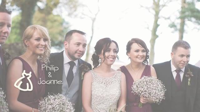 Joanne & Philip Wedding Highlights