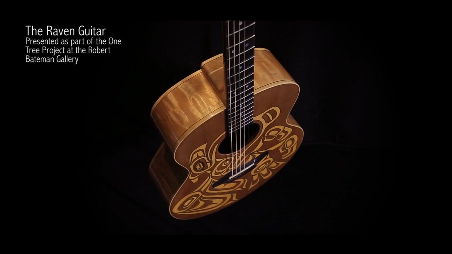 Raven Guitar