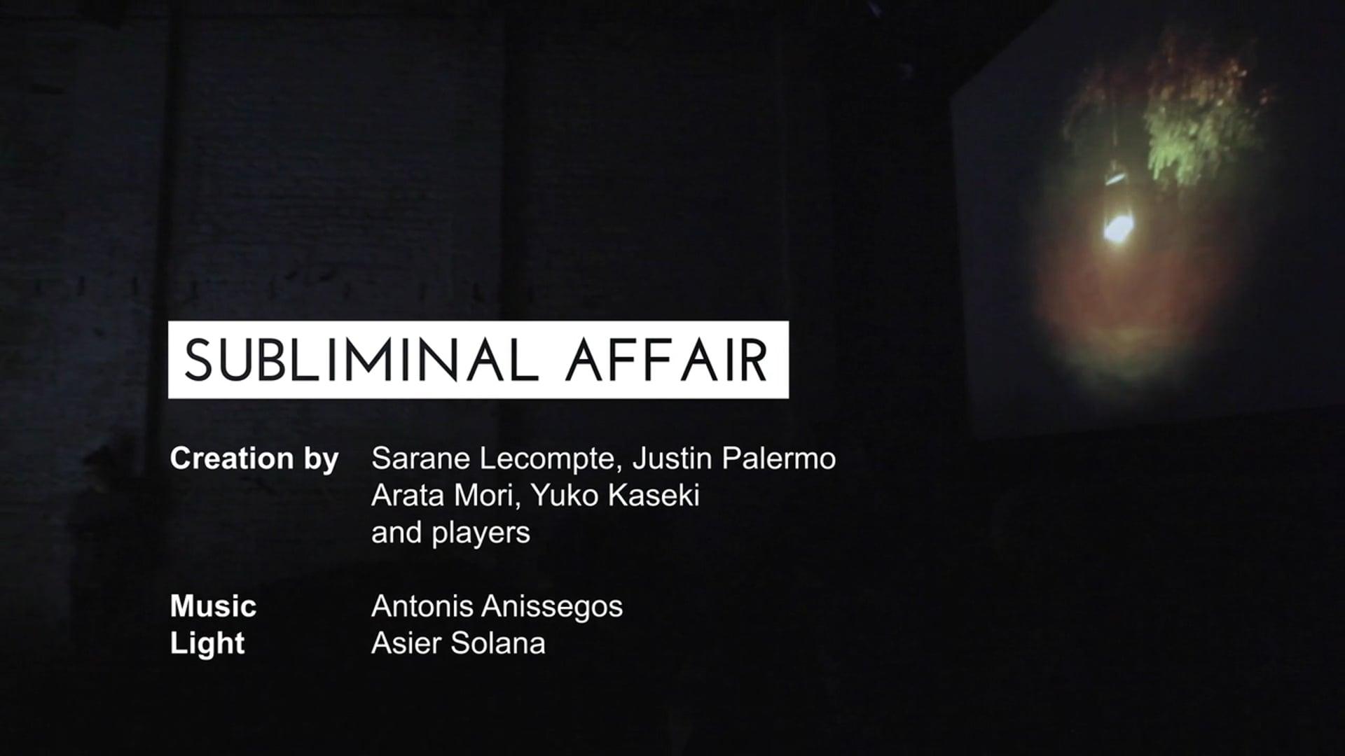 Subliminal Affair