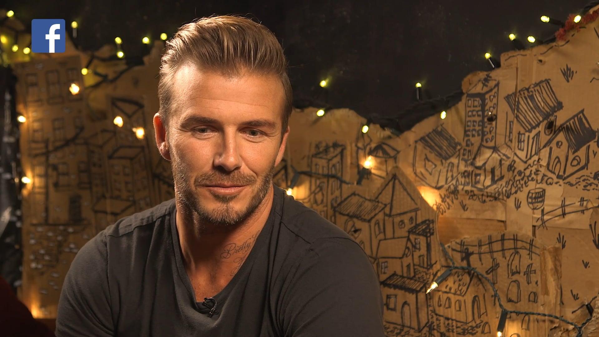 Belstaff |  David Beckham Launch