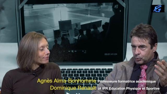 Analyse de pratiques enseignantes via la vidéo (Clip 2)