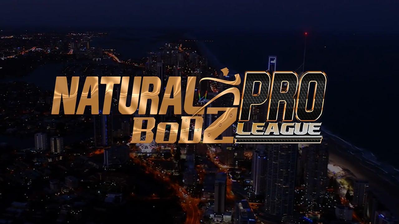 2016 Natural Bodz Pro League