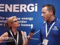D-ENERGi TV at The Energy Event