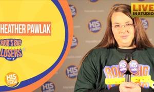 Rob's Big Losers: Heather Pawlak