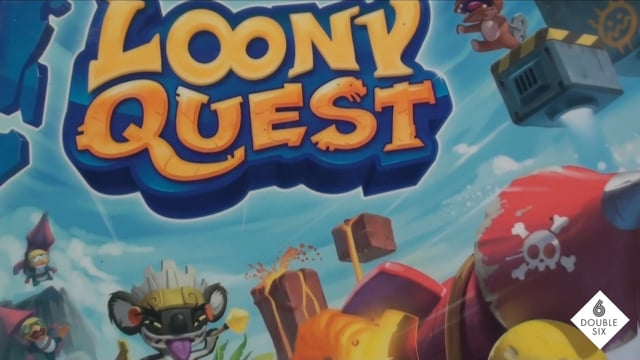 Loony Quest -  teaser