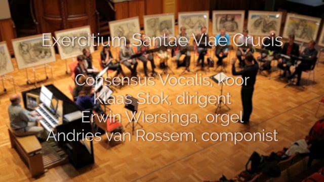 Andries van Rossem - Via Crucis