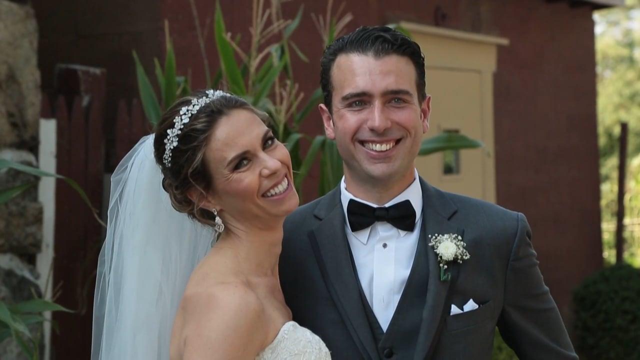 Alena & Jeff's Wedding Video Highlights