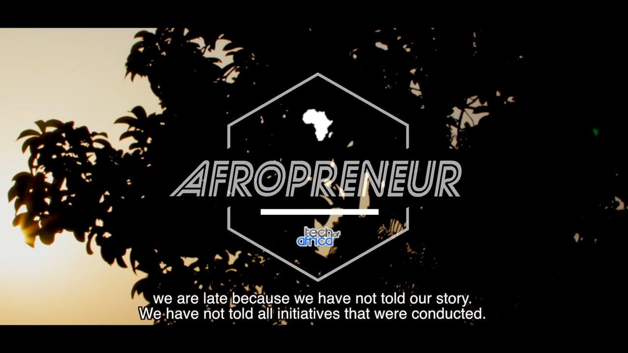 Afropreneur, Mohamed Diaby.