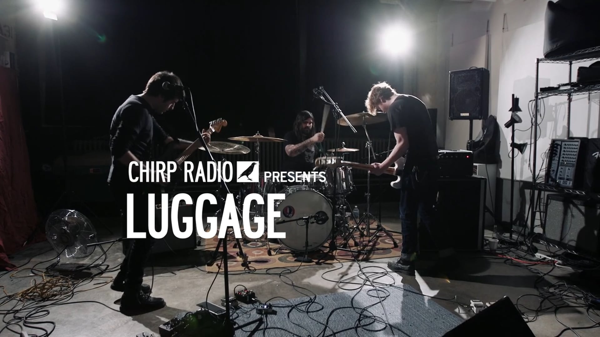 Chirp Radio Factory Session:  Luggage Teaser