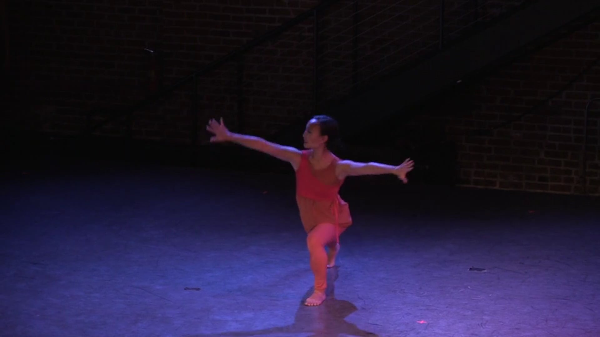 "Donna Sternberg & Dancers - ""Everywhere I Go"" (Part 3)"