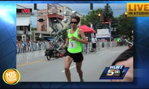 Middle School Teacher Competes in Olympic Trials