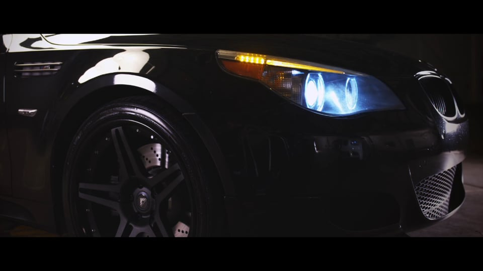 """BMW Barnstorm"" for SVC/BMW M"
