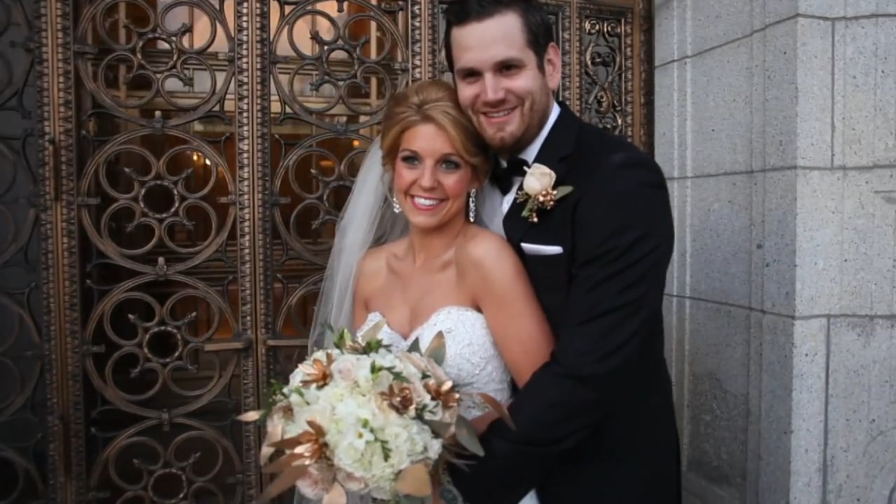 Megan and Andrew Highlight