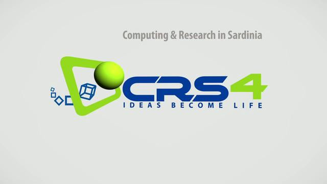 CRS4 new logo presentation