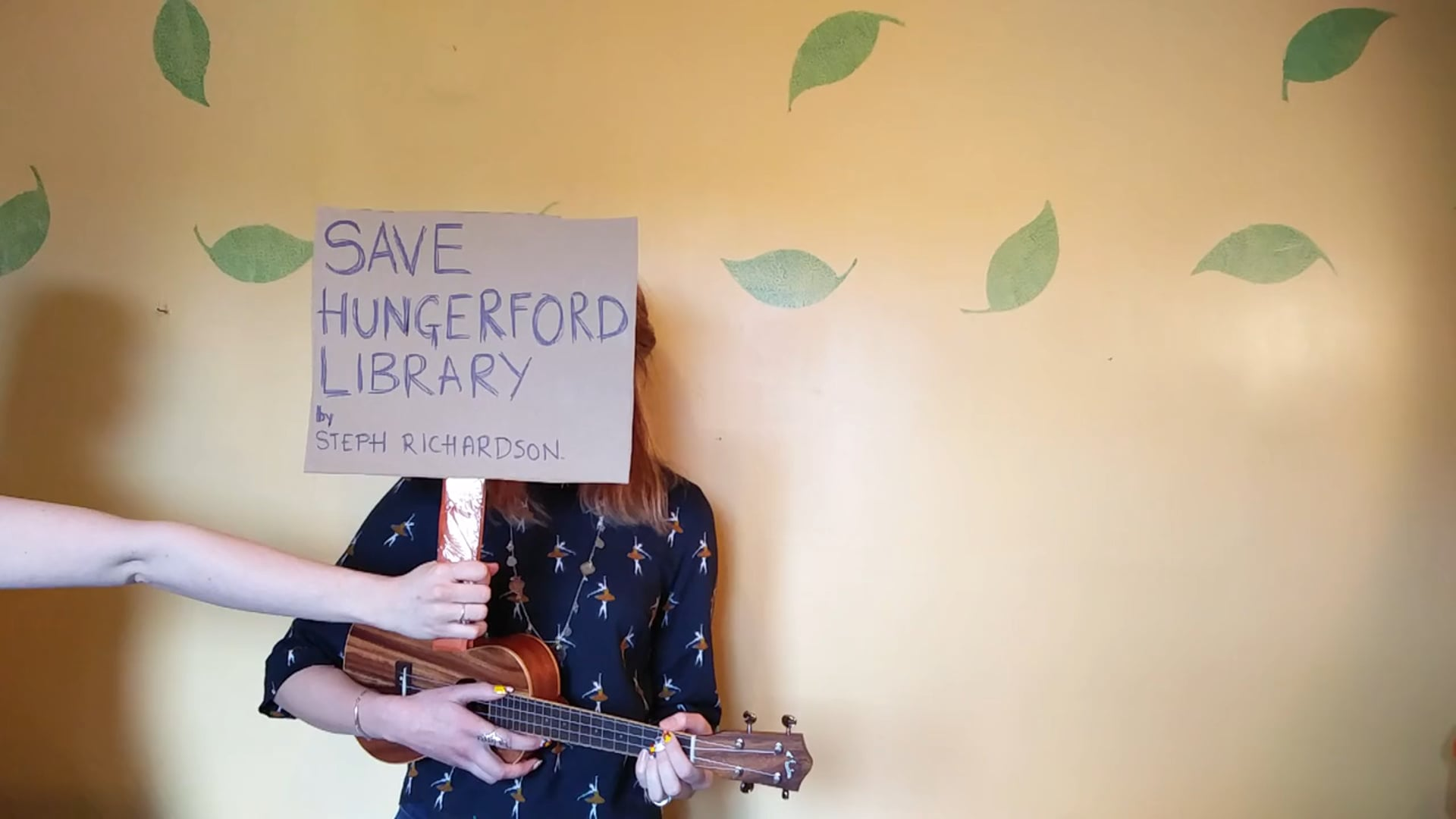 Save Hungerford Library!