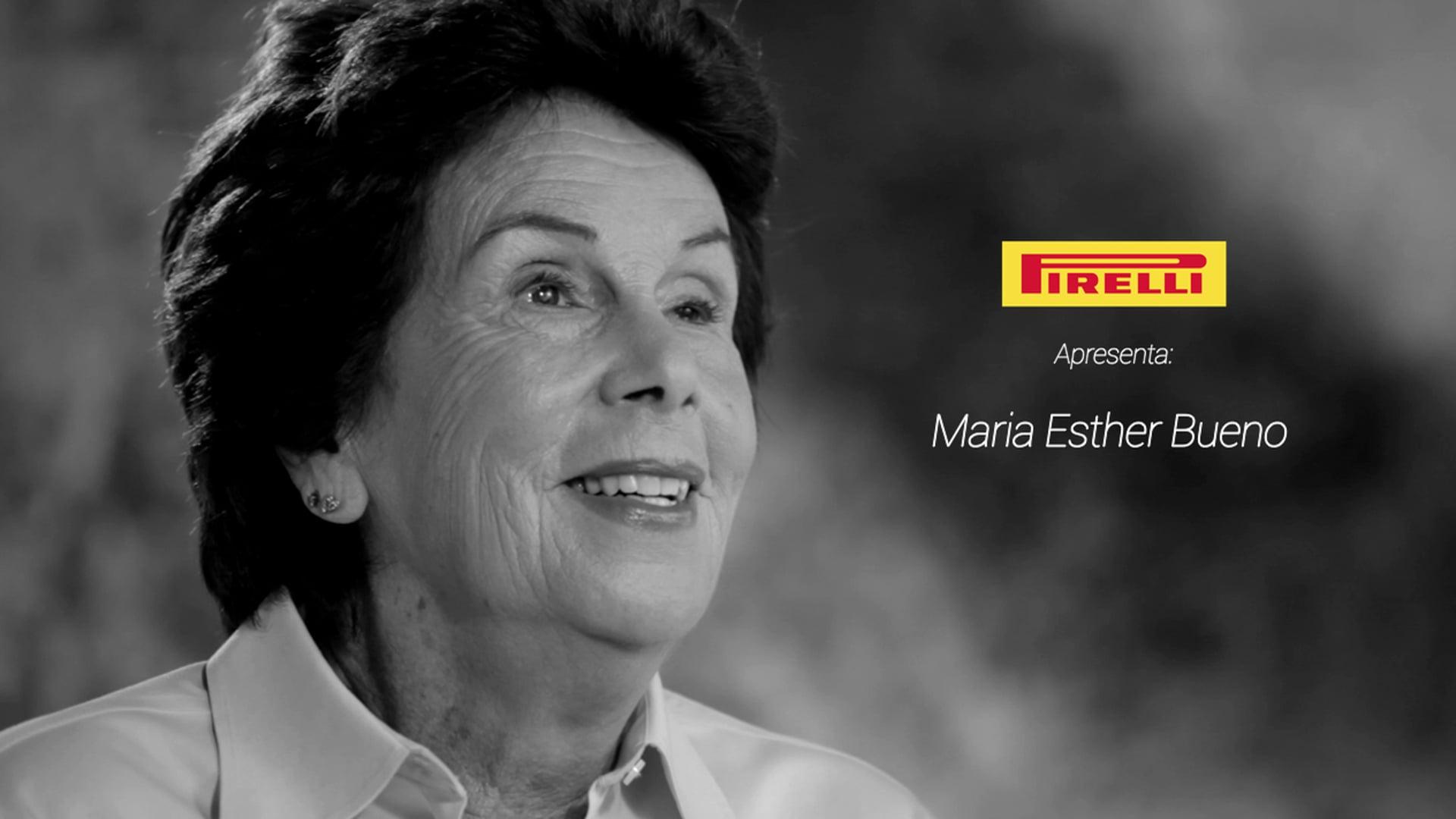 Pirelli / Maria Esther Bueno