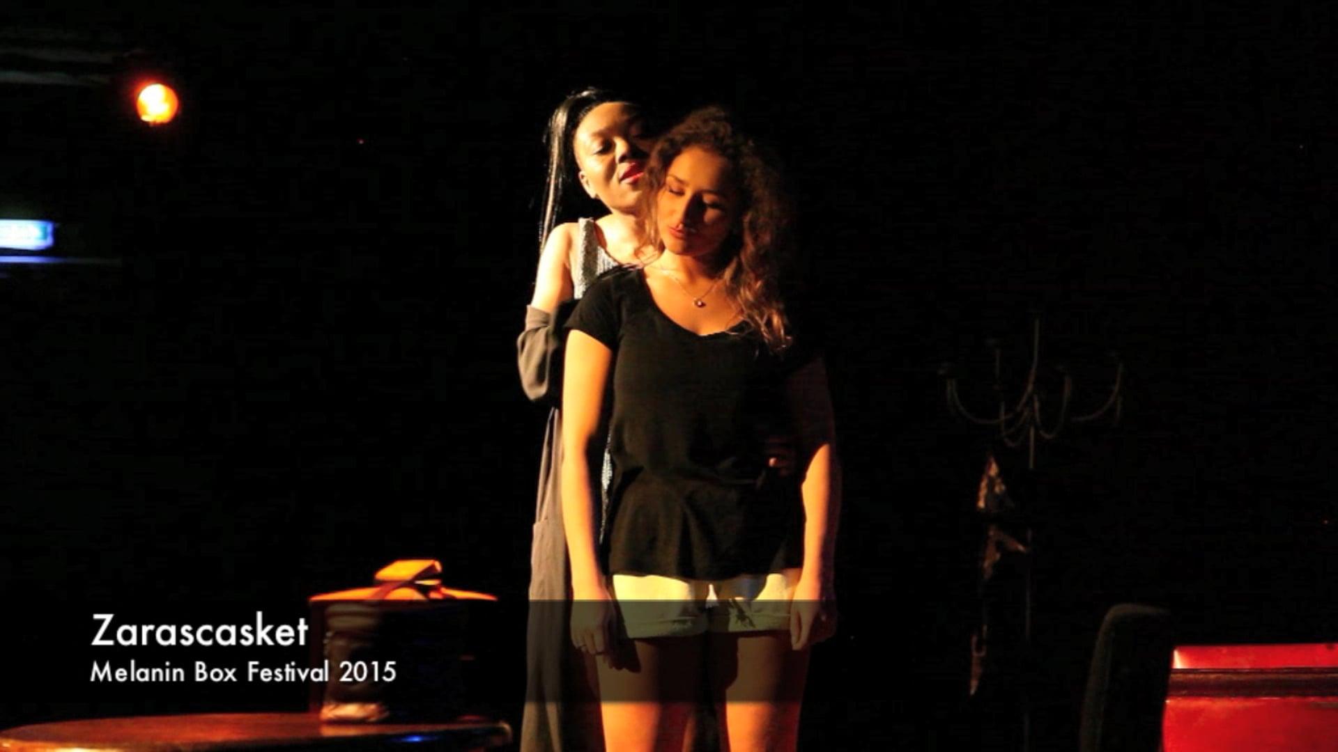 Zarascasket at Melanin Box Festival 2015