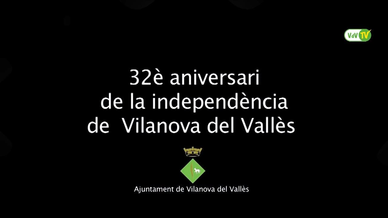 article primer decret d'independència de Vilanova del Vallès