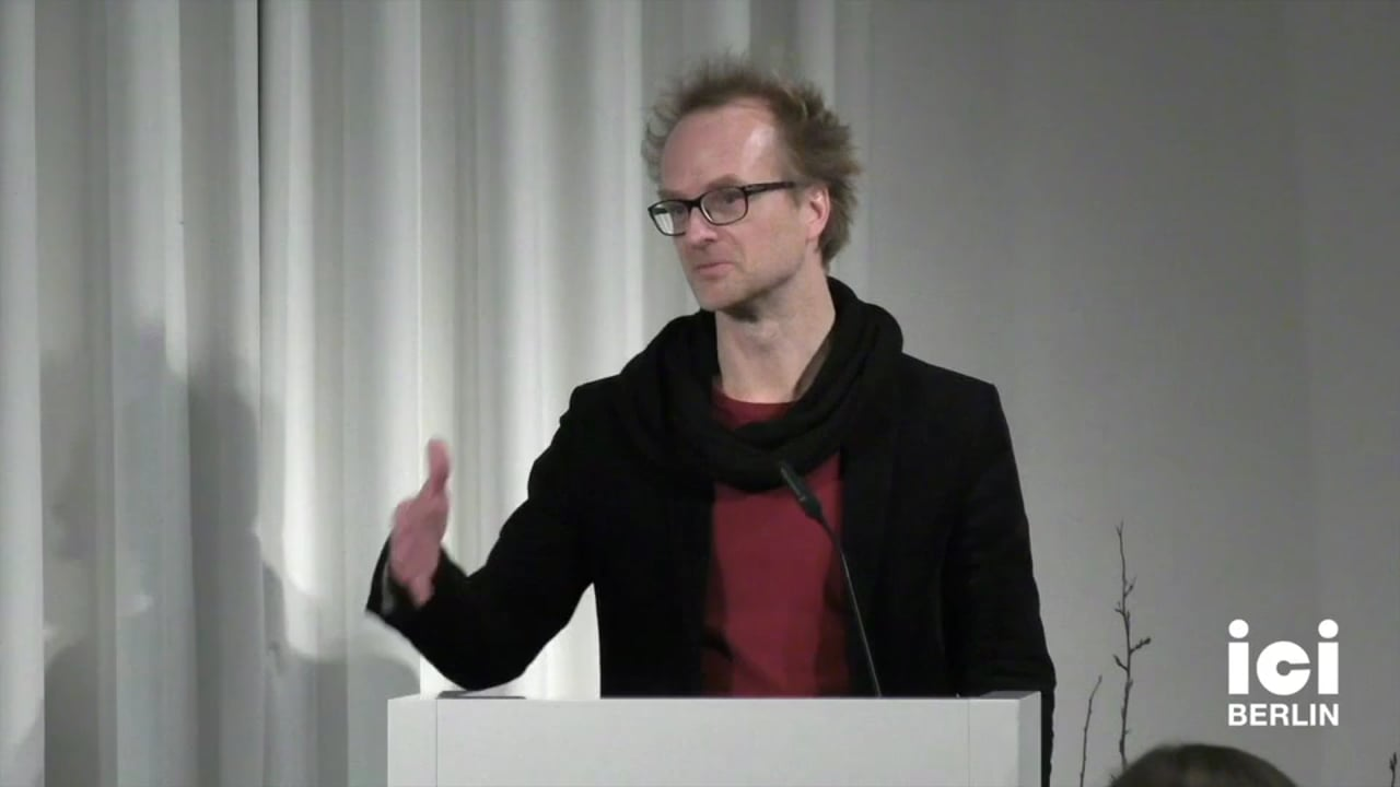 Introduction by Marcus Coelen