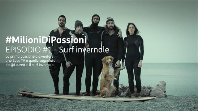 SURFERS – PIF - Alex Nicholson