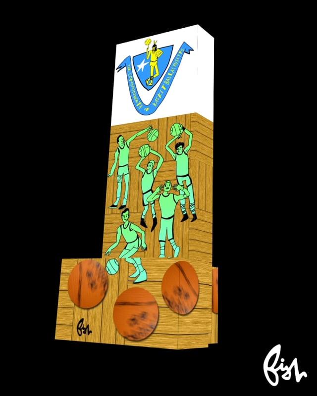 "AOTM13: Fish McGill: ""Basketballachusetts"""