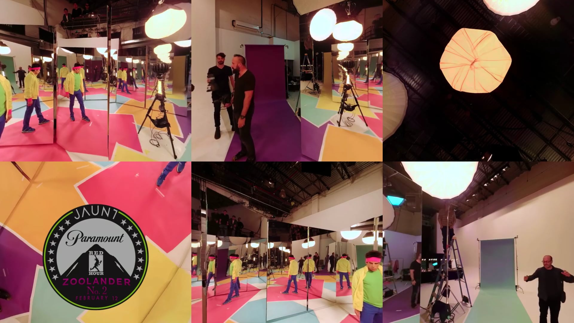 Zoolander 2 360 Promo For Facebook