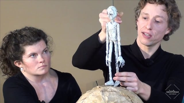 Formes théâtrales courtes pour marionnettes et objets - Extraits choisis