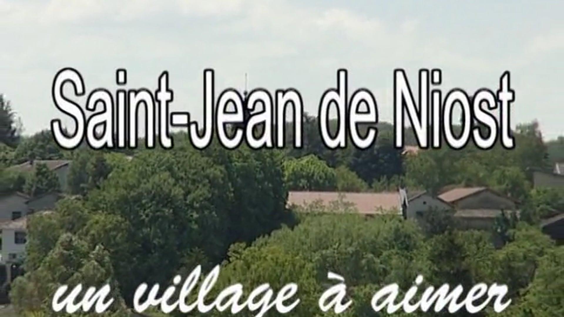 SAINT-JEAN DE NIOST UN VILLAGE A AIMER