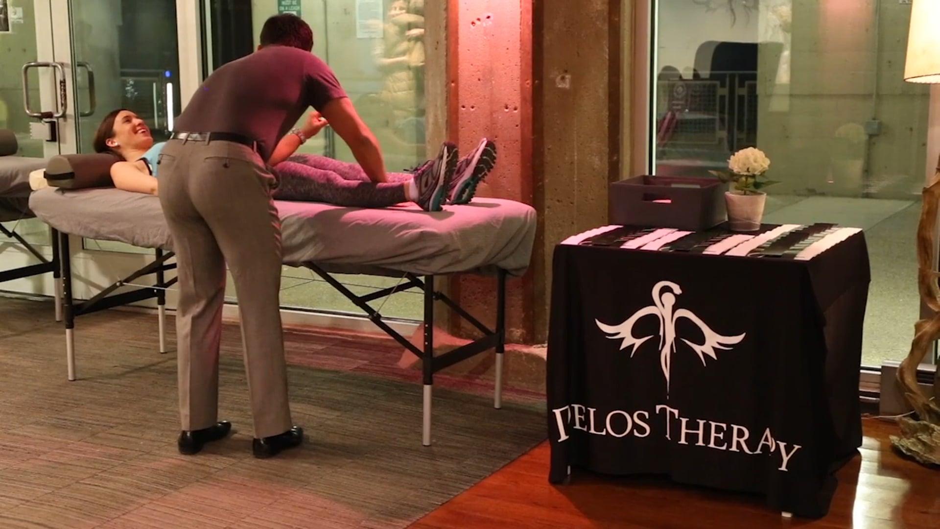 Delos Therapy- Mind Body Revival Event 2016