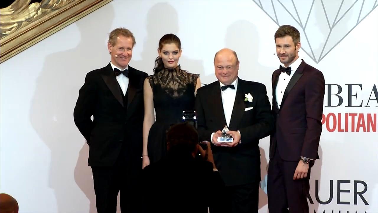 Prix de Beauté - Preisverleihung