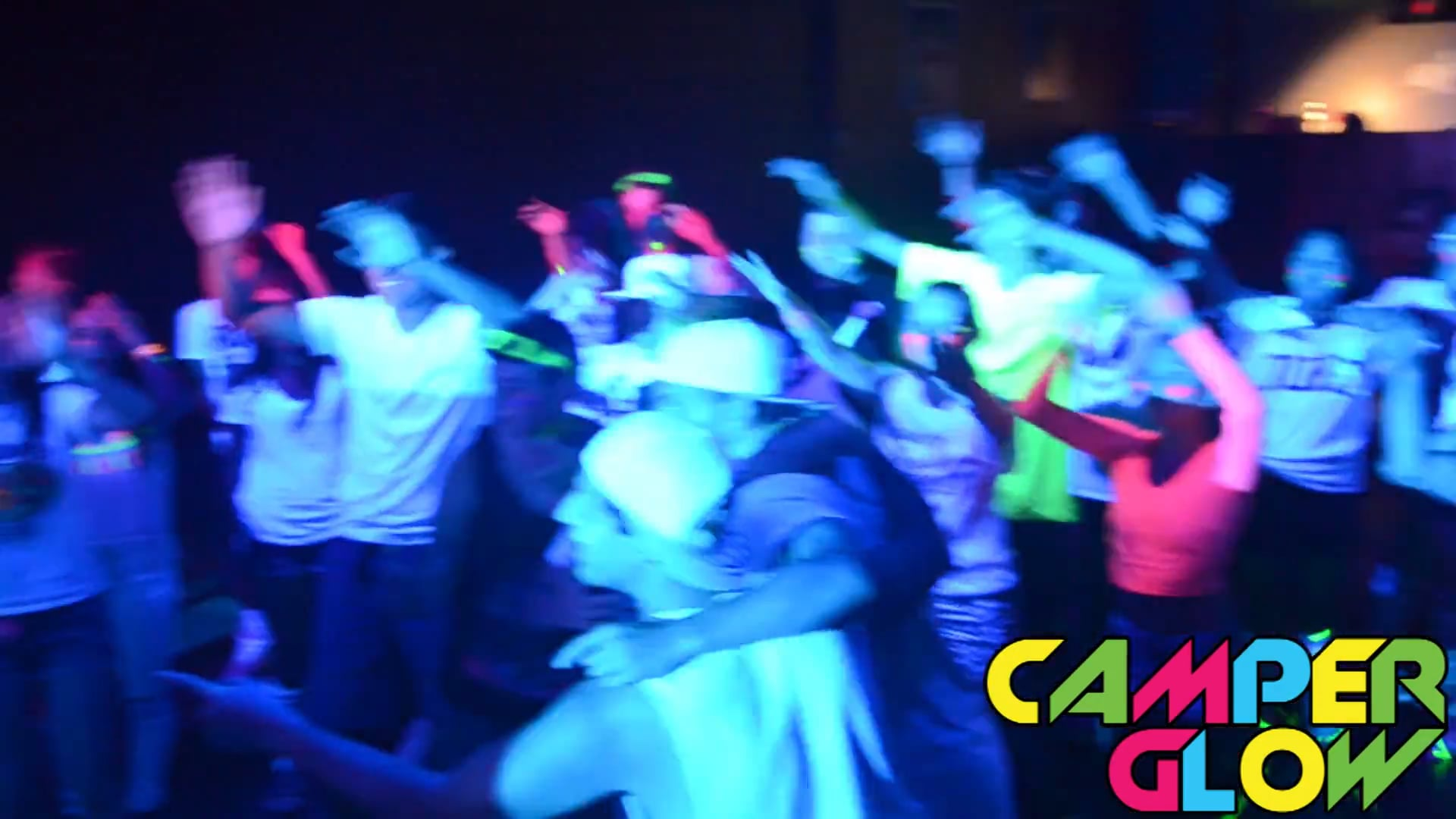 Camper Glow with Country Roads Day Camp
