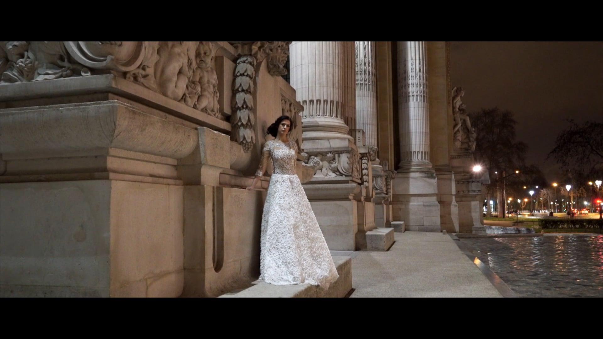 Alkmini couture - tres chic, tres feminine!