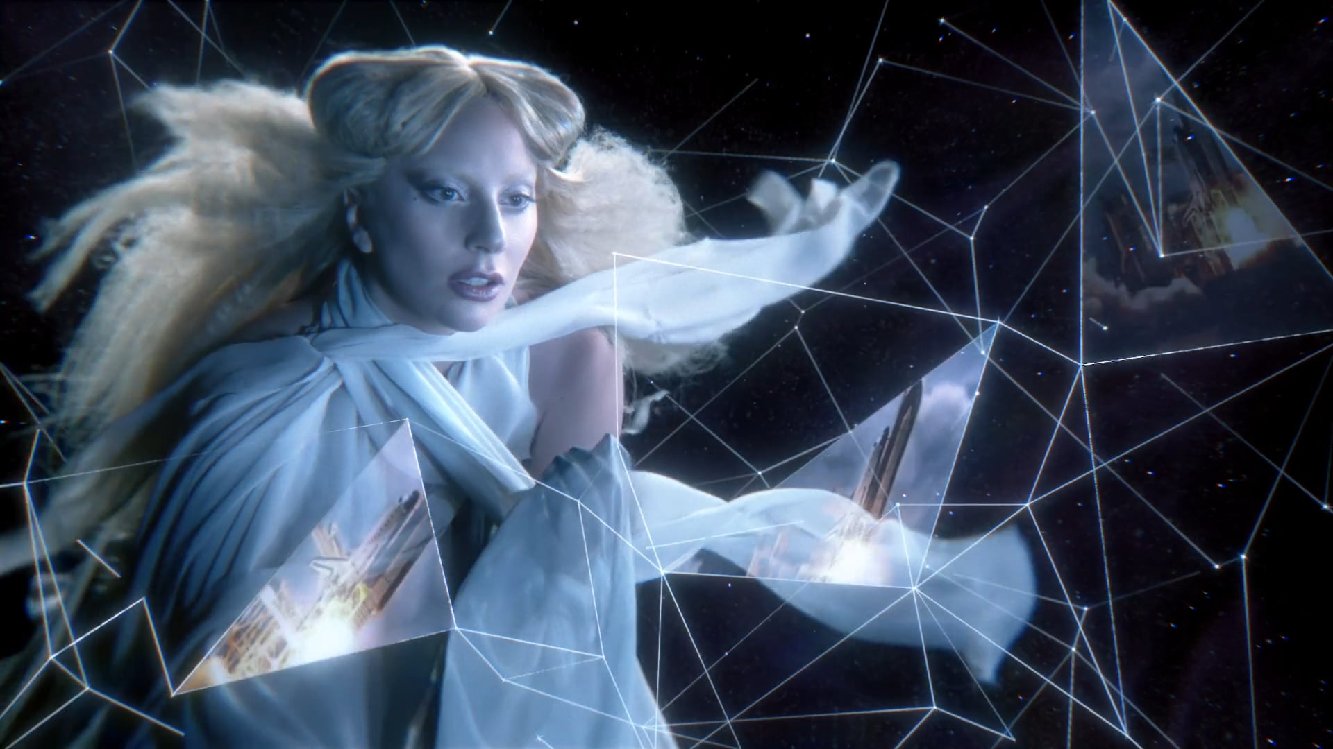 Intel and The Grammys Present 'The Lady Gaga Experience': TV Spot