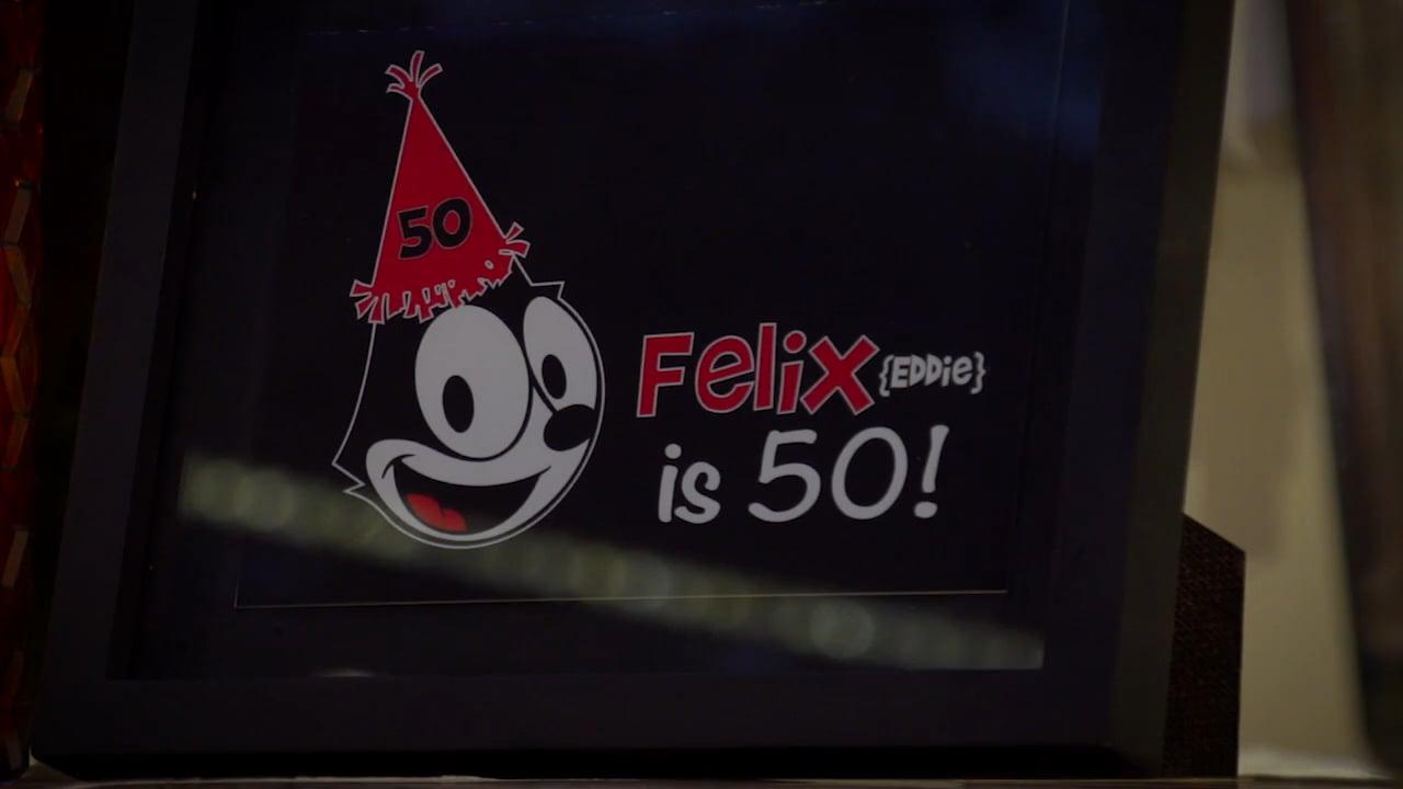 Eddie's 50th Birthday Party at Tivoli Too in Laguna Beach.