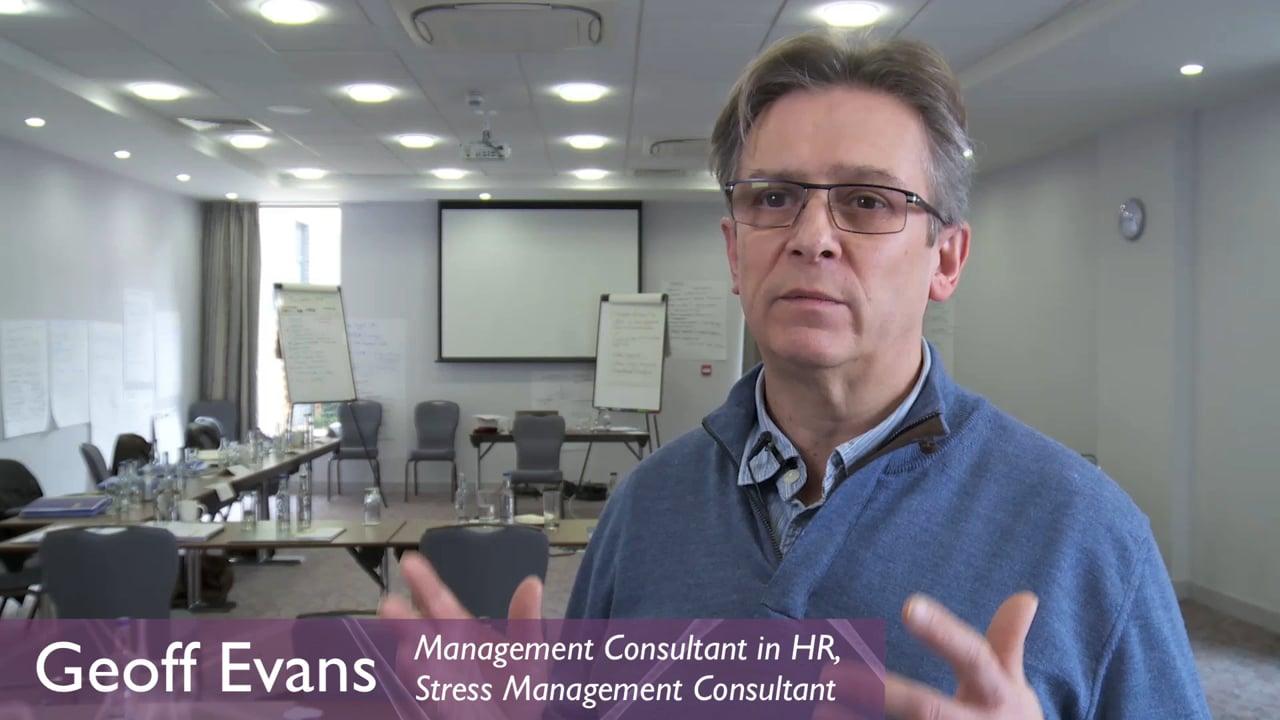 Interview: Geoff Evans, Human Resources Consultant