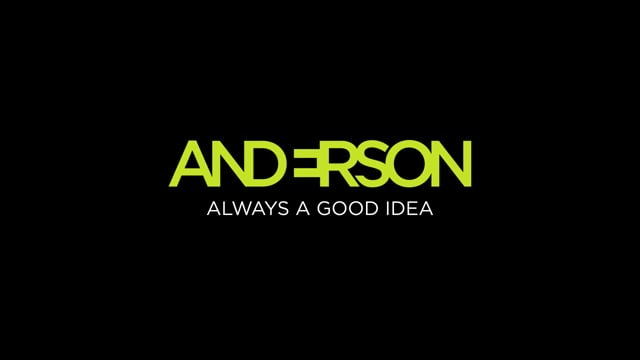 ANDERSON Advertising & Public Relations - Video - 1