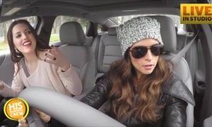 Danica Patrick is a Lyft Driver in Charlotte