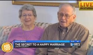 NC Couple Married 75 Years