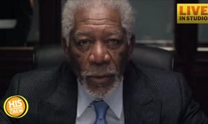 Morgan Freeman Can Help You Navigate