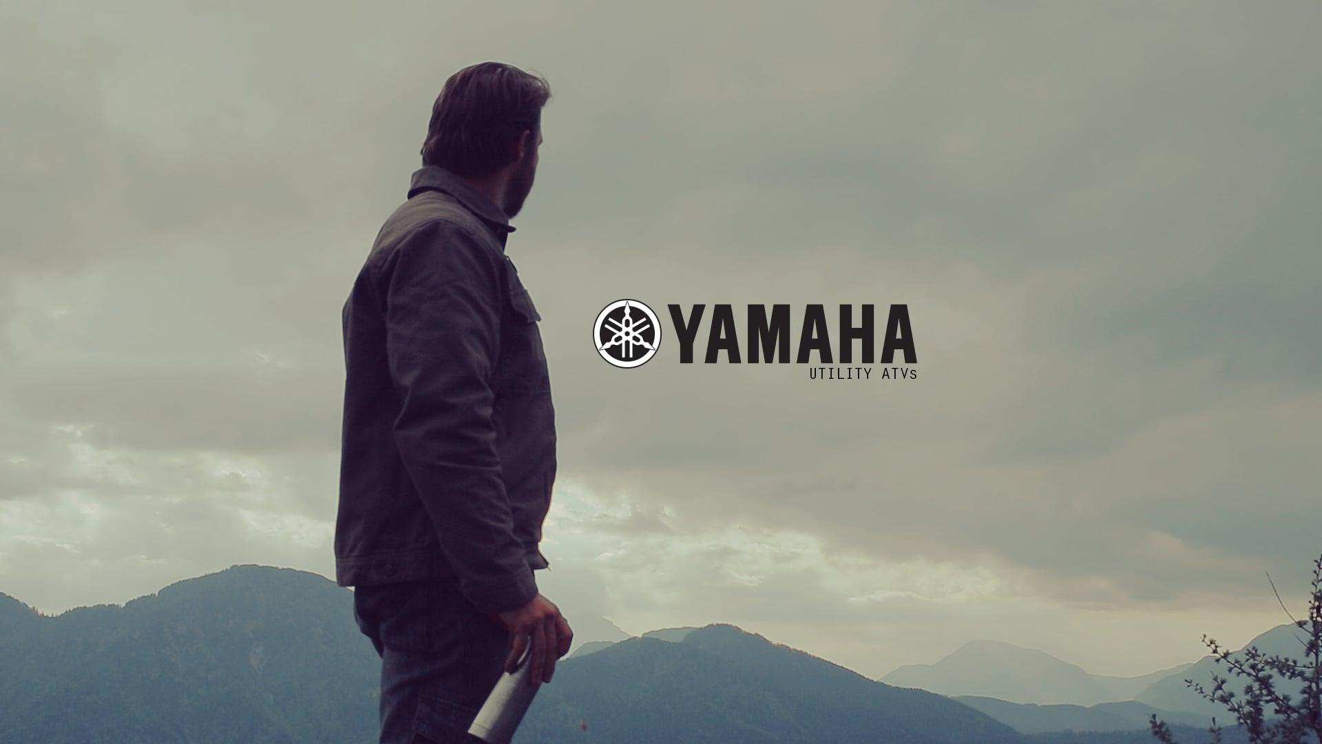 Concept Development Video for Yamaha Utility ATV's
