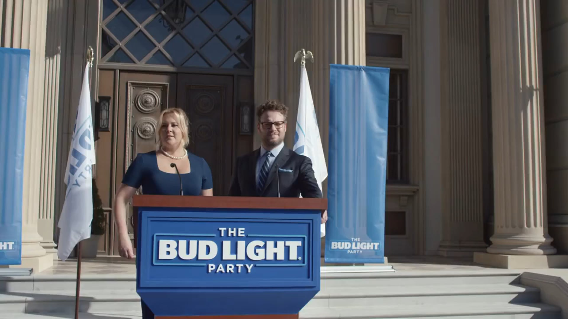The Bud Light Party- Super Bowl Commercial 2016