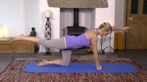 Pilates Exercise - Table Top