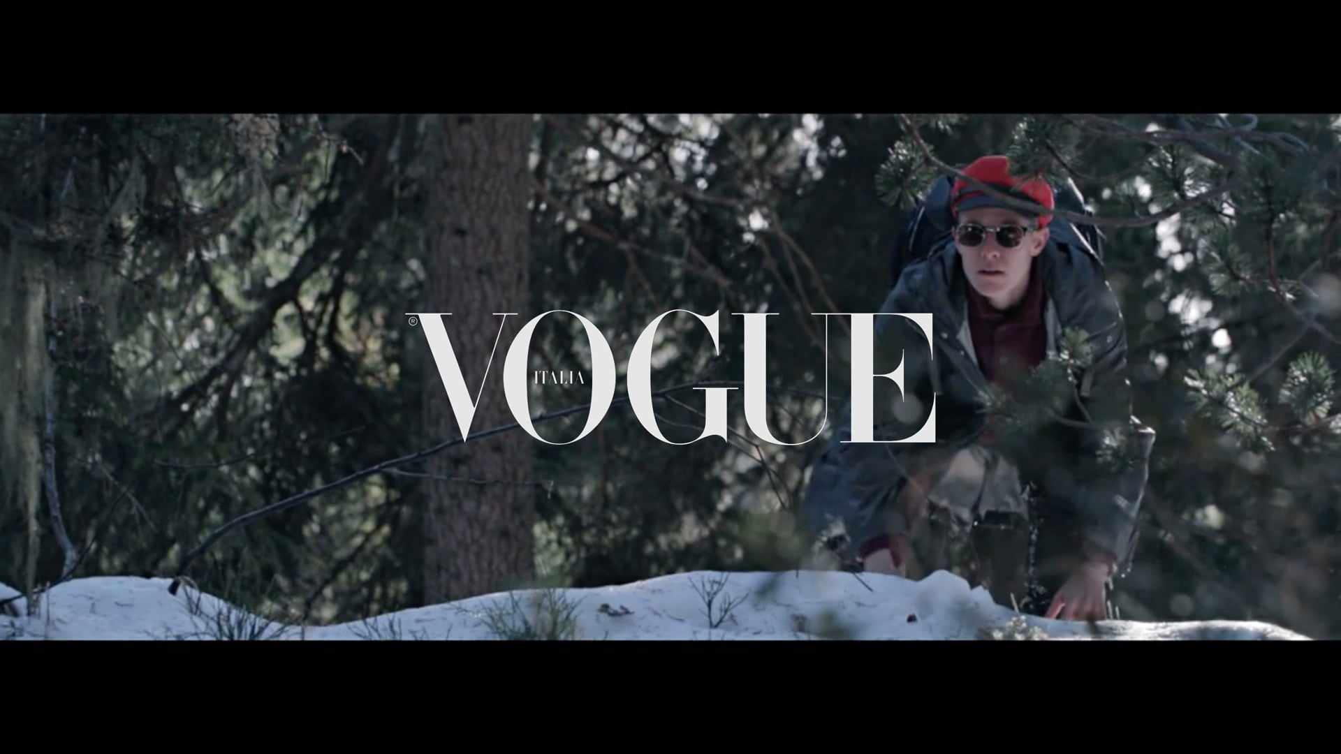 VOGUE & DSQUARED - LOST IN PARADISE