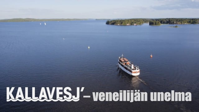 Kallavesj - Veneilijän unelma