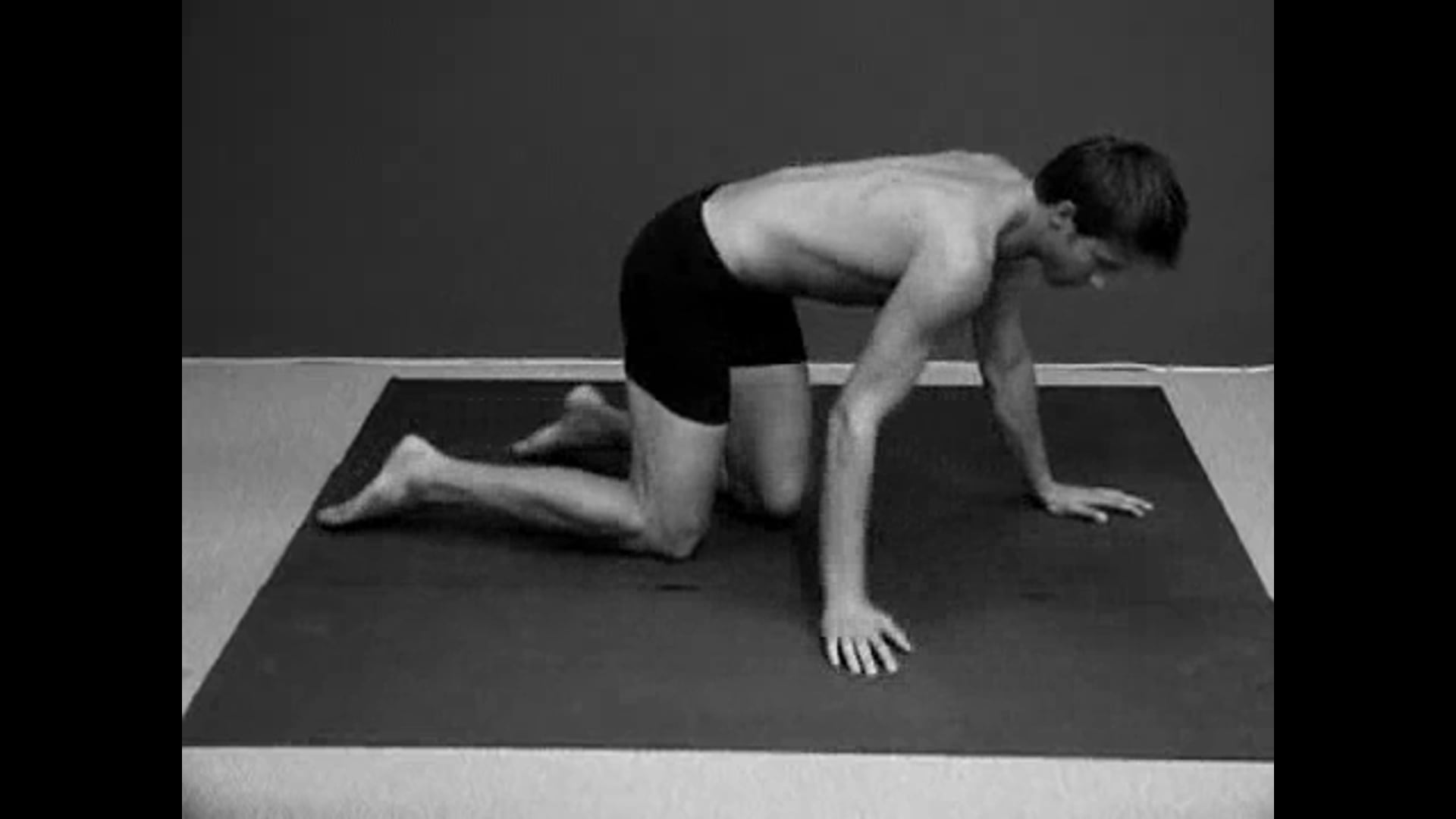 Low Back Conditioning