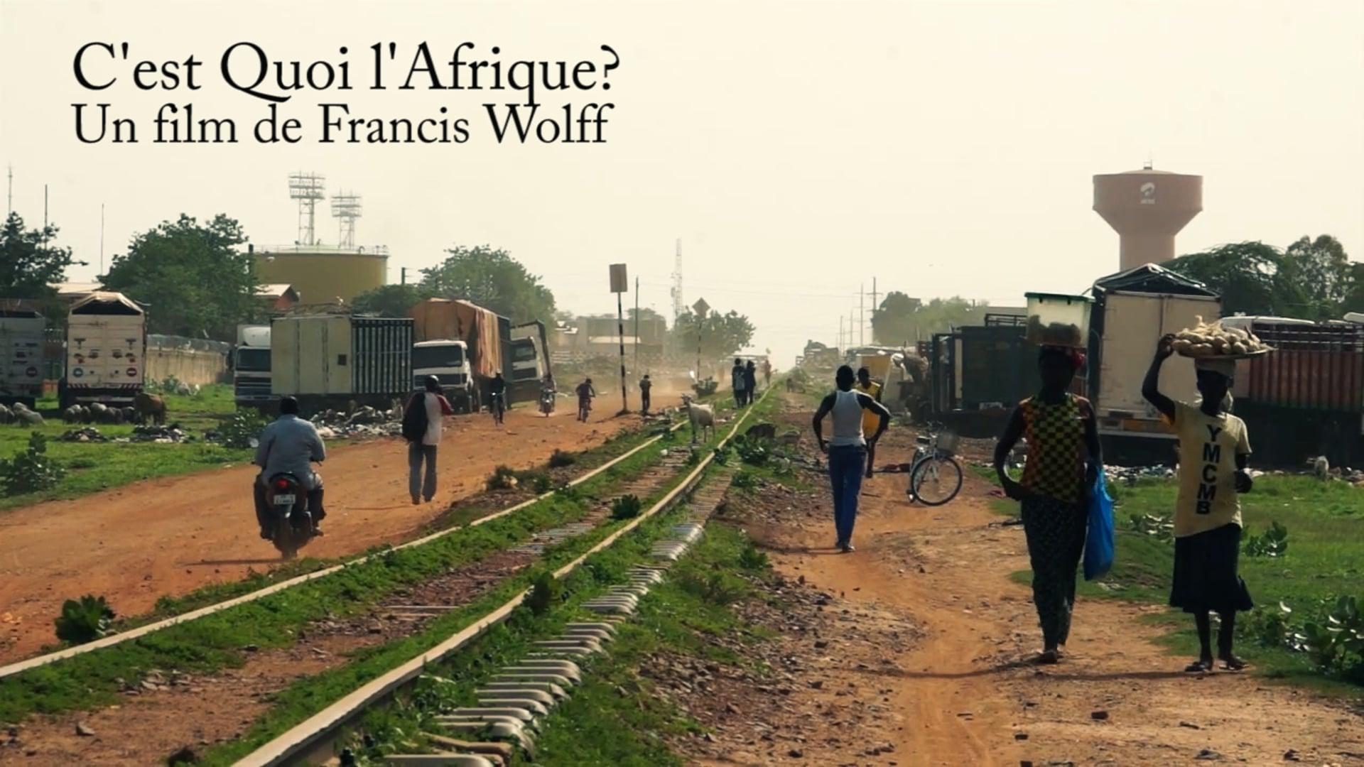C'EST QUOI L' AFRIQUE