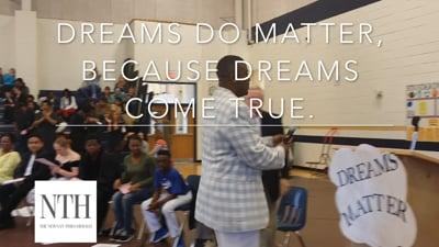 Evans Middle School celebrates Black History Month