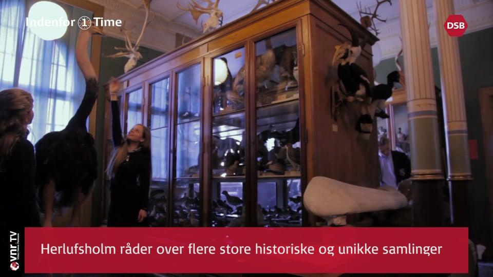 Indenfor - 1 Time - Næstved - Herlufsholm - Automobilmuseet