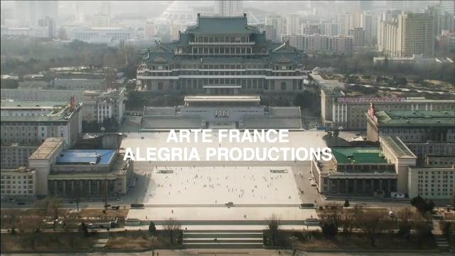 """""""Corée, l'impossible réunification ?"""" de P.O. François, 2x52' ARTE"""