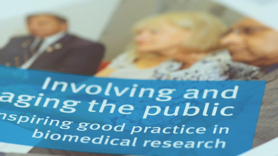 Health Research Matters, NIHR Imperial Biomedical Research Centre Open Day, 2016 - Patient & Public Involvement thumbnail